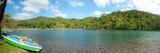 Rowboats in a Pond, Las Terrazas, Pinar Del Rio Province, Cuba Photographic Print