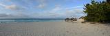 Sunshades on the Beach, Varadero, Matanzas Province, Cuba Photographic Print