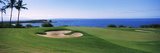 The Manele Golf Course, Lanai City, Hawaii, USA Papier Photo