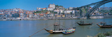 Ponte De Dom Luis I and Douro River Porto Portugal Photographic Print