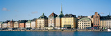 Buildings at the Waterfront, Gamla Stan, Stockholm, Sweden Photographic Print