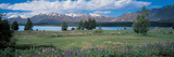 Tekapo Lake South Island New Zealand Photographic Print