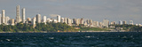 City at the Waterfront, Salvador, Bahia, Brazil Photographic Print