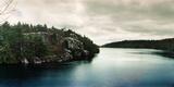 Lake Minnewaska in Minnewaska State Park, Catskill Mountains, New York State, USA Photographic Print