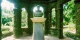 Memorial Statue in the House of Cedar, Jardim Botanico, Zona Sul, Rio De Janeiro, Brazil Photographic Print