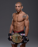 UFC Fighter Portraits: Jose Aldo Photo by Jeff Bottari