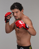 Strikeforce Fighter Portraits: Gilbert Melendez Photographic Print by Josh Hedges