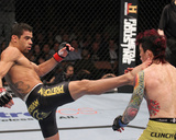 UFC 143: Feb 4, 2012 - Renan Barao vs Scott Jorgensen Photographic Print by Nick Laham