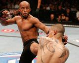 UFC on FOX: Jul 27, 2013 - Demetrious Johnson vs John Moraga Photographic Print by Josh Hedges