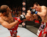 UFC 163: Aug 3, 2013 - Jose Aldo vs 'The Korean Zombie' Chan Sung Jung Fotografiskt tryck av Josh Hedges