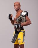 UFC 148: Jul 7, 2012 - Anderson Silva vs Chael Sonnen Foto af Jim Kemper