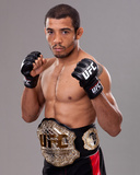 UFC Fighter Portraits: Jose Aldo Photographic Print by Jim Kemper