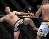 UFC 160: May 25, 2013 - Cain Velasquez vs Antonio Silva Photo by Josh Hedges