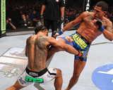UFC 164: Aug 31, 2013 - Benson Henderson vs Anthony Pettis Photo by Ed Mulholland