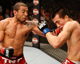 UFC 163: Aug 3, 2013 - Jose Aldo vs 'The Korean Zombie' Chan Sung Jung Photo by Josh Hedges
