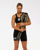 UFC 168: Dec 28, 2013 - Ronda Rousey Photographic Print by Mike Roach