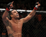 UFC 133: Aug 16, 2011 - Vitor Belfort vs Randy Couture Photo by Al Bello