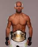 UFC Fighter Portraits: Demetrious Johnson Foto af Jim Kemper