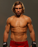 UFC Fighter Portraits: Urijah Faber Photographic Print by Mike Roach