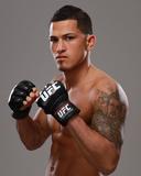 UFC Fighter Portraits: Anthony Pettis Fotografisk tryk af Josh Hedges