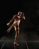 UFC Fighter Portraits: Anderson Silva Photographic Print by Kevin Lynch