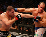 UFC 166: May 25, 2013 - Cain Velasquez vs Junior Dos Santos Photographic Print by Josh Hedges