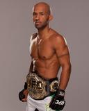 UFC Fighter Portraits: Demetrious Johnson Photographic Print by Jim Kemper