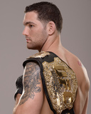 UFC Fighter Portraits: Chris Weidman Photo by Jeff Bottari