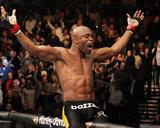UFC 126: Feb 5, 2011 - Anderson Silva vs Vitor Belfort Photo af Jed Jacobsohn