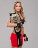 UFC Fighter Portraits: Ronda Rousey Photo af Jim Kemper