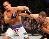UFC 166: May 25, 2013 - Cain Velasquez vs Junior Dos Santos Photographic Print by Josh Hedges