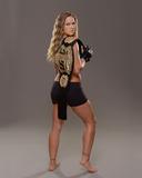 UFC Fighter Portraits: Ronda Rousey Foto af Jeff Bottari