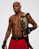 UFC Fighter Portraits: Anderson Silva Photographic Print by Jim Kemper