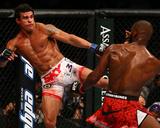 UFC 152: Sept 22, 2012 - Vitor Belfort vs Jon Jones Photographic Print by Al Bello