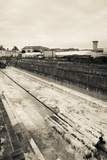 Old Drydock at the Rope Making Factory of French Navy, Corderie Royale, Rochefort Photographic Print by Green Light Collection