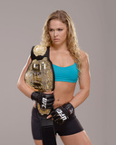 UFC Fighter Portraits: Ronda Rousey Photo by Jeff Bottari