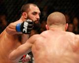 UFC 167: Nov 16, 2013 - Johny Hendricks vs Georges St-Pierre Photo by Josh Hedges