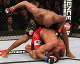 UFC 153: Oct 13, 2012 - Anderson Silva vs Stephan Bonnar Photographic Print by Josh Hedges
