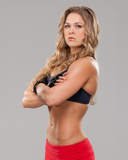 UFC Fighter Portraits: Ronda Rousey Photo by Jim Kemper