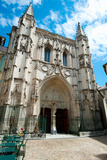 Facade of a Church, Place Saint Pierre, Avignon, Vaucluse, Provence-Alpes-Cote D'Azur, France Photographic Print by Green Light Collection