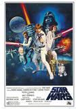 La guerre des étoiles - Star wars Poster