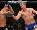 UFC on Fuel TV: Apr 12, 2012 - Thiago Silva vs Alexander Gustafsson Photo by Josh Hedges