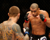 UFC 165: Sept 21, 2013 - Renan Barao vs Eddie Wineland Photographic Print by Josh Hedges