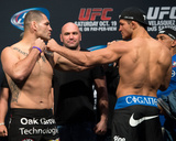 UFC 166: May 25, 2013 - Cain Velasquez vs Junior Dos Santos Foto af Jeff Bottari