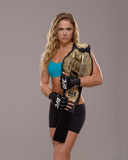 UFC Fighter Portraits: Ronda Rousey Photo af Jeff Bottari