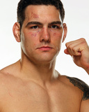 UFC Fighter Portraits: Chris Weidman Photo by Mike Roach