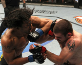 UFC on Versus 5: Aug 14, 2012 - Jim Miller vs Ben Henderson Photographic Print by Josh Hedges