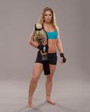 UFC Fighter Portraits: Ronda Rousey Photo af Jeff Bottari