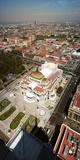 High Angle View of Palacio De Bellas Artes, Mexico City, Mexico Photographic Print