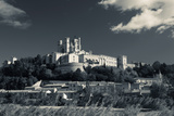 Cathedral in a Town, Cathedrale Saint-Nazaire, Beziers, Herault, Languedoc-Roussillon, France Photographic Print by Green Light Collection